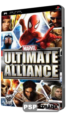 Marvel Ultimate Alliance (PSP/ENG)