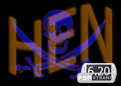 Прошивка для PSP 6.20 HEN (TN)