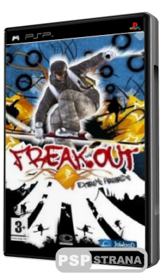 Freak Out: Extreme Freeride (PSP/ENG)