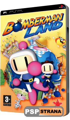 Bomberman Land (PSP/ENG)