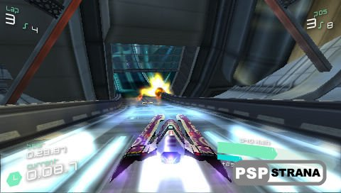 wipeout pulse psp cso