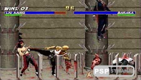 Mortal Kombat Trilogy (PSX/ENG)