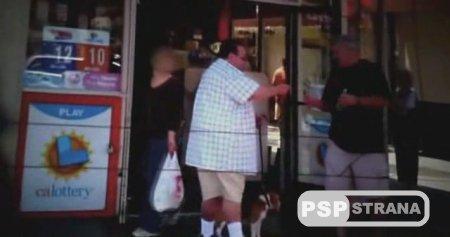 Фильм для PSP Чудаки 3  Jackass 3(TS)[2010]