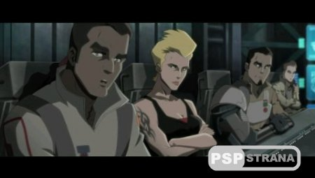 Dead Space: Последствия / Dead Space: Aftermath [BDRip][2011]