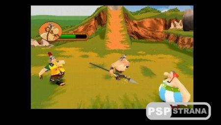 Asterix (PSP/ENG)