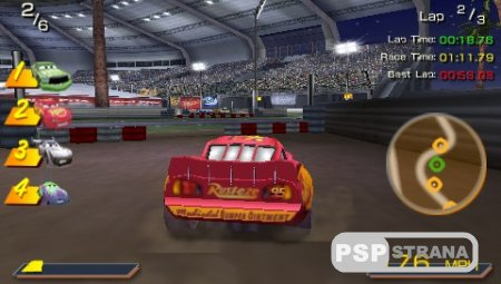 Cars (PSP/RUS)