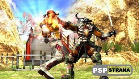 Tekken: Dark Resurrection (PSP/ENG)
