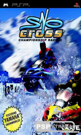 SNO Cross Championship Racing (PSP-PSX/RUS)