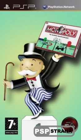 MONOPOLY (PSP/ENG)