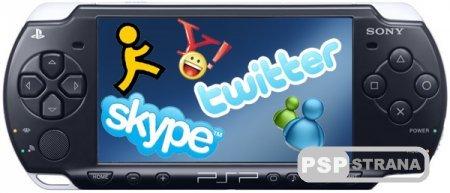 Zelta Twit R1.3 [программа для PSP]