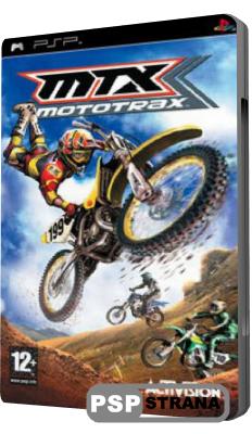 MTX Motortrax (PSP/ENG)
