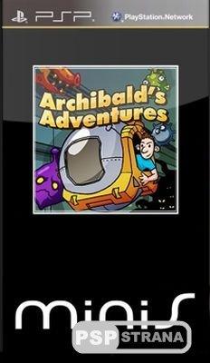Archibald's Adventures [RUS][Minis]