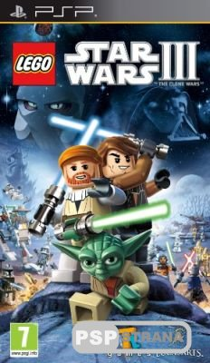 LEGO Star Wars III: The Clone Wars [ENG]