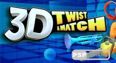 3D Twist and Match [Mini] [ENG]