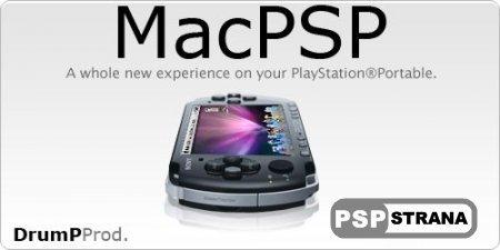 Программа MacPSP v1.0.0