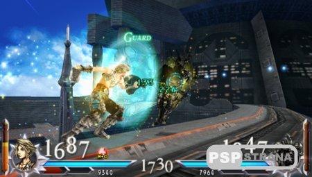 Dissidia 012 Duodecim Final Fantasy (PSP/ENG)