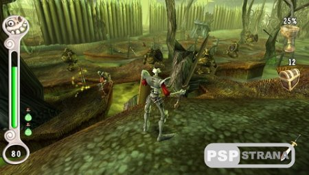 MediEvil: Resurrection (PSP/RUS)