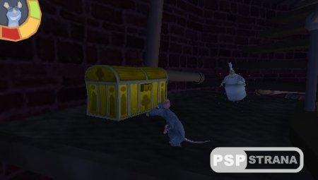 Ratatouille / Рататуй (PSP/RUS)