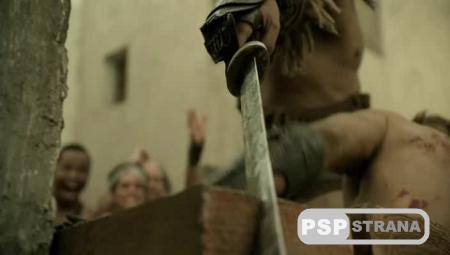 Спартак: Боги Арены (1 сезон) / Spartacus: Gods of the Arena (HDTVRip) [2011]