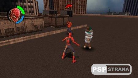 Spider-Man 2 (PSP/RUS)