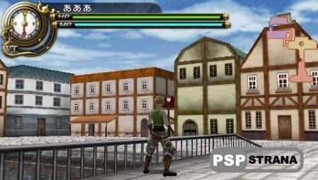 Fairy Tail: Portable Guild 2 (PSP/JAP/ENG)