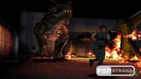 Dino Crisis [PSP-PSX/RUS] » Игры для PSP - cкачать с ФО или