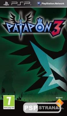 Patapon 3 [ENG] + Патч