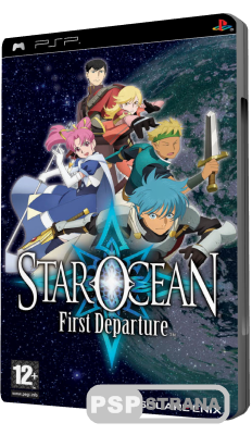 Star Ocean: First Departure (PSP/ENG)