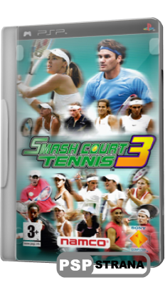 Smash Court Tennis 3 (PSP/ENG)