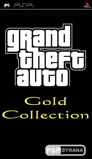 Grand Theft Auto: Gold Collection [PSP][RUS]