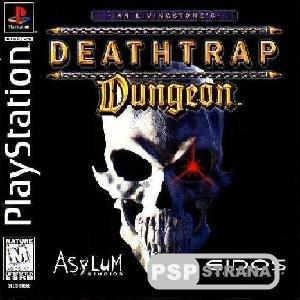 Deathtrap Dungeon (PSP-PSX/RUS)