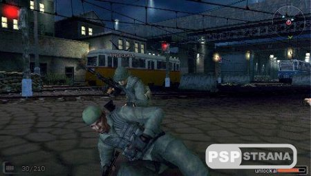 SOCOM: U.S. Navy SEALs - Gold Collection [PSP/RUS/ENG] Игры на PSP
