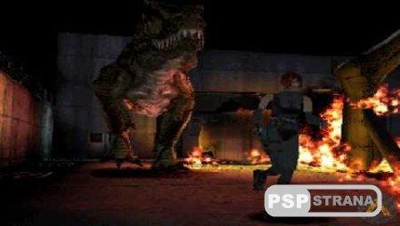 Dino Crisis [PSP-PSX/RUS]