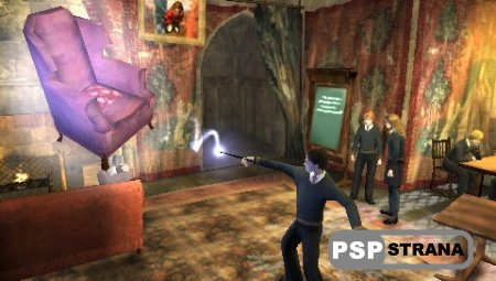 Гарри Поттер и Орден Феникса / Harry Potter and the Order of the Phoenix [psp][rus]