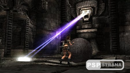 Tomb Raider - Gold Collection (PSP/RUS) Игры на PSP