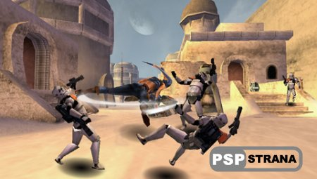 Star Wars: Lethal Alliance (PSP/RUS)