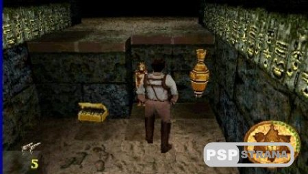 The Mummy [PSP-PSX][RUS]