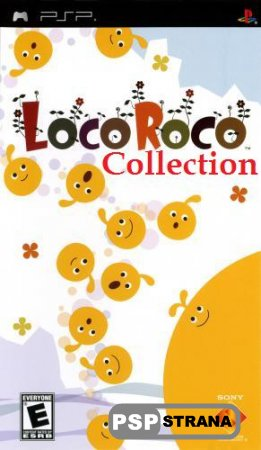 LocoRoco Collection (PSP/RUS)