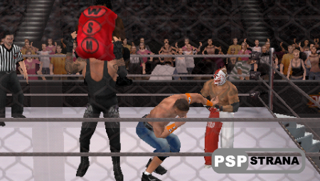 WWE Smackdown vs. Raw Collection [PSP/ENG] Игры на PSP