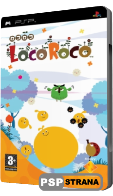 LocoRoco (PSP/RUS)