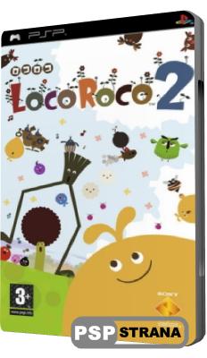 LocoRoco 2 (PSP/RUS)