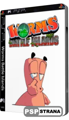 Worms: Battle Islands (PSP/ENG)