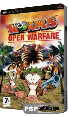Worms: Open Warfare (PSP/RUS)