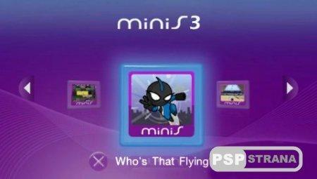 Mega minis Volume 3 [Minis] [ENG]