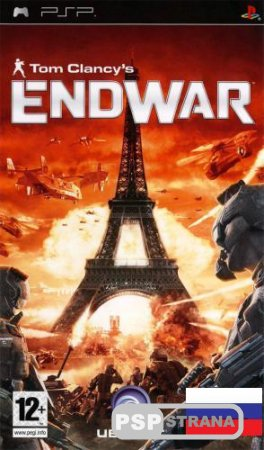 Tom Clancy's EndWar [PSP][RUS]
