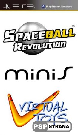 Spaceball Revolution (PSP/ENG)
