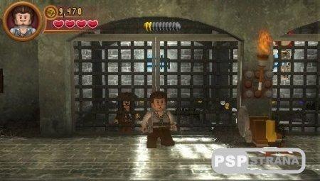 LEGO Пираты Карибского моря [PSP][Rus]