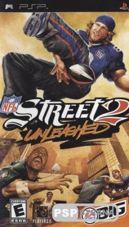 NFL Street 2 Unleashed [PSP/ENG] Игры на PSP