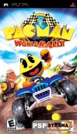 Pac-Man World Rally [PSP/ENG] Игры на PSP