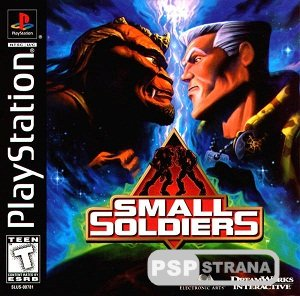 Small Soldiers [PSP-PSX/RUS] Игры на PSP